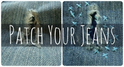 patch your jeans