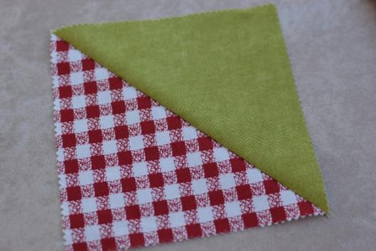Half-Square Triangle